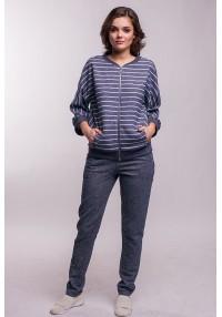 Fashion sport suit striped...