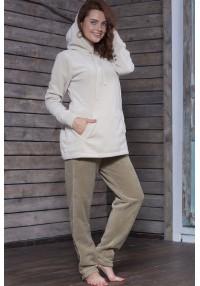 warm fleece suit